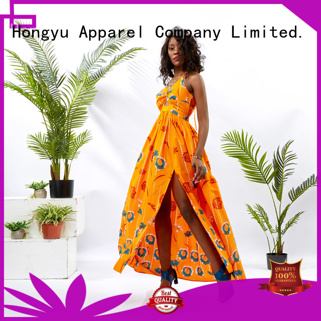 HongYu Apparel african dresses for women women reception