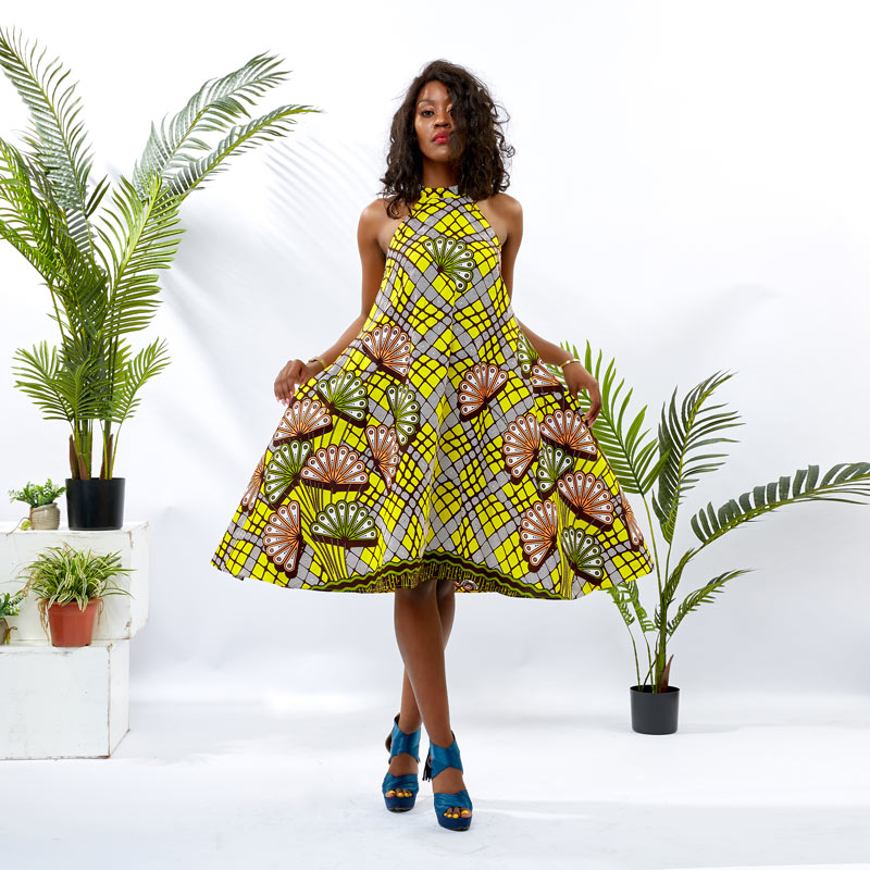 HongYu Apparel ankara african dresses for girls floor mall-2