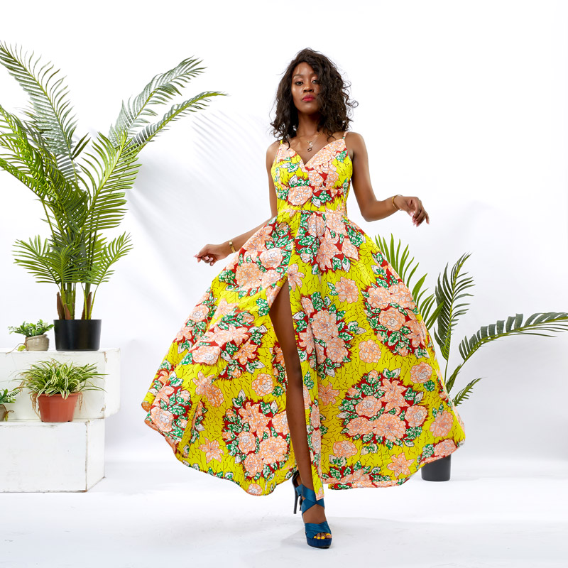 HongYu Apparel pieces long african dresses floor mall-2