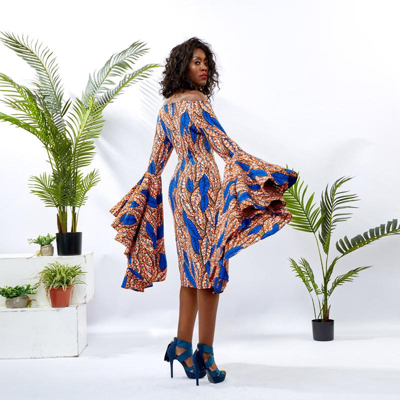 HongYu Apparel african dresses design women mall-2