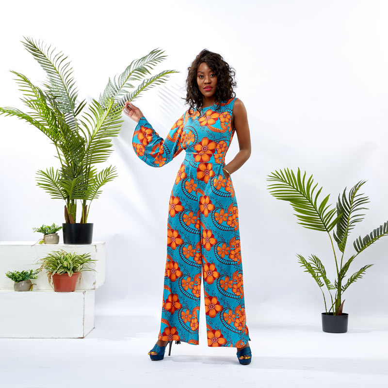 print dressy jumpsuits for women service women