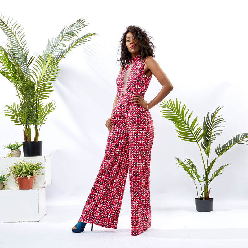 HongYu Apparel dressy jumpsuits for women service africa-2