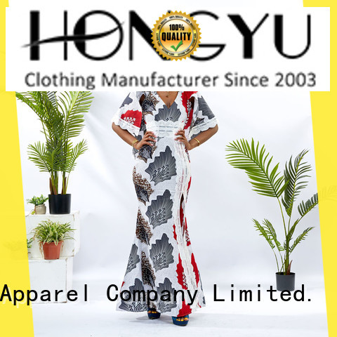 HongYu Apparel african dresses for women off mall