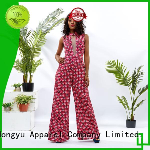 HongYu Apparel digital best jumpsuits service women