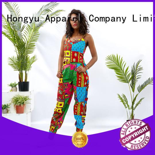 HongYu Apparel crop two piece skirt set design travel