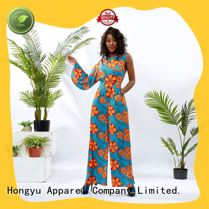 HongYu Apparel holiday jumpsuits romper women