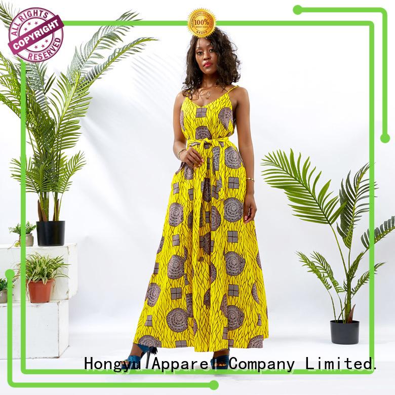 wax long african dresses floor africa