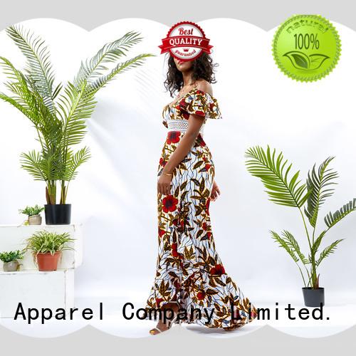 HongYu Apparel african print dresses styles floor africa