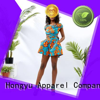 HongYu Apparel design africa