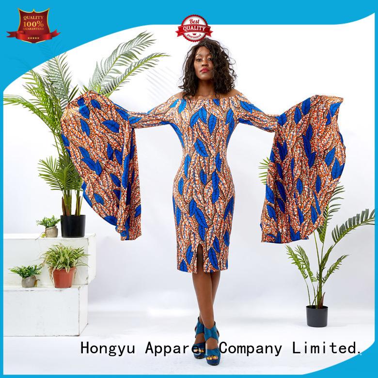HongYu Apparel one piece dress for women off mall