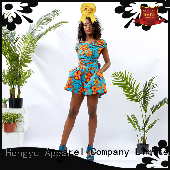 HongYu Apparel rayon dressy jumpsuits for women service travel
