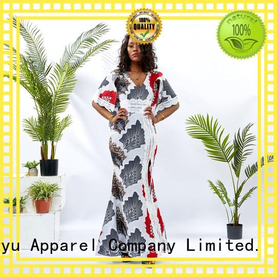 HongYu Apparel maxi modest dresses for women women africa