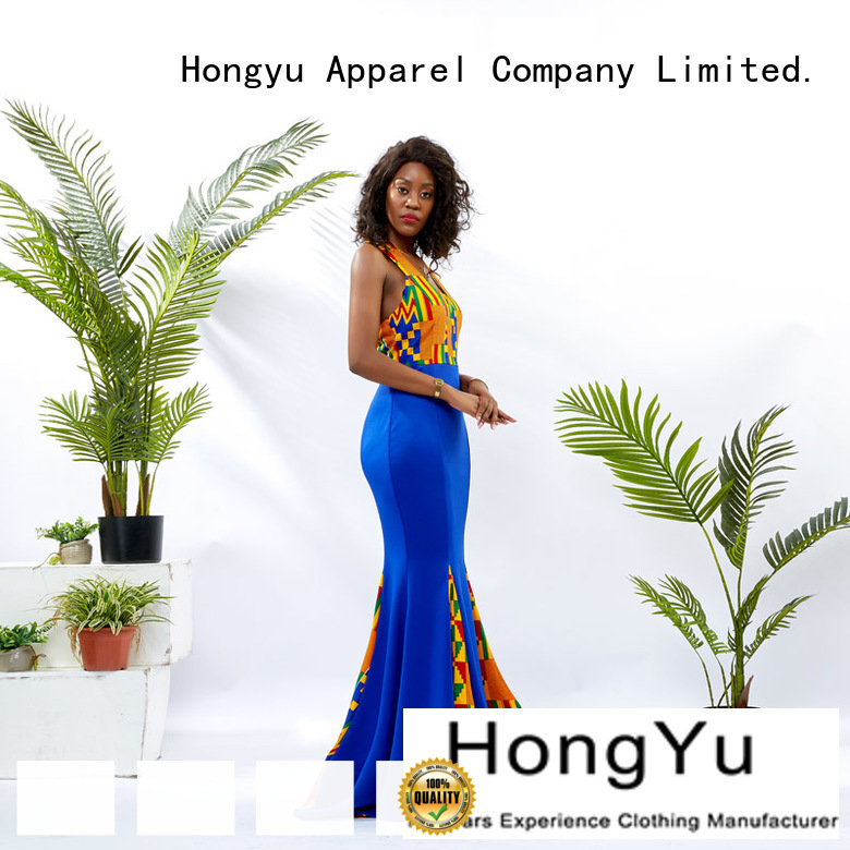 HongYu Apparel formal bodycon dresses off africa