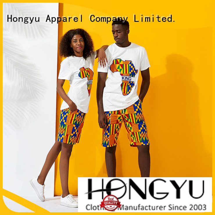 HongYu Apparel matching best matching outfits for couples men