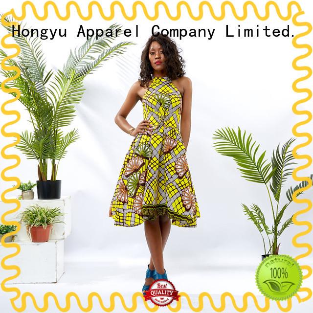 wax african print dress designs women mall