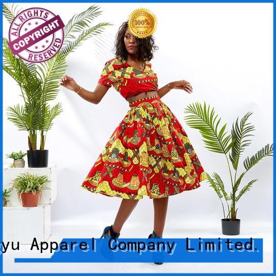 HongYu Apparel two piece skirt set women women