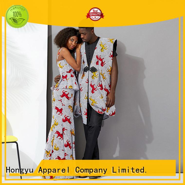 HongYu Apparel quality design couples