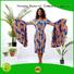 backless printed dress women africa
