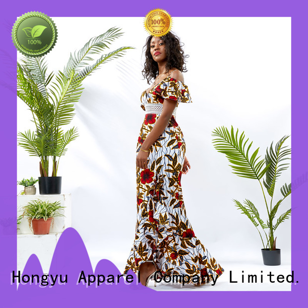 african dresses for girls mall HongYu Apparel
