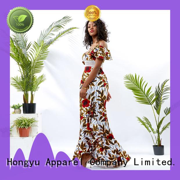 african dresses for girls mall HongYu Apparel