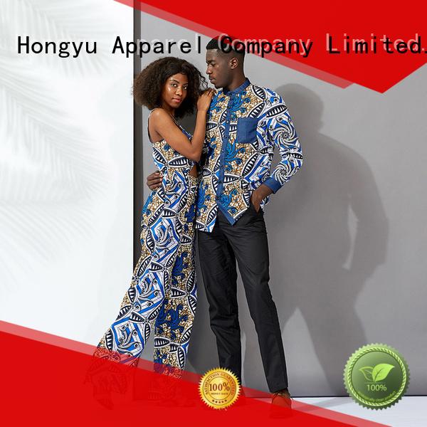 couple tops ladies HongYu Apparel