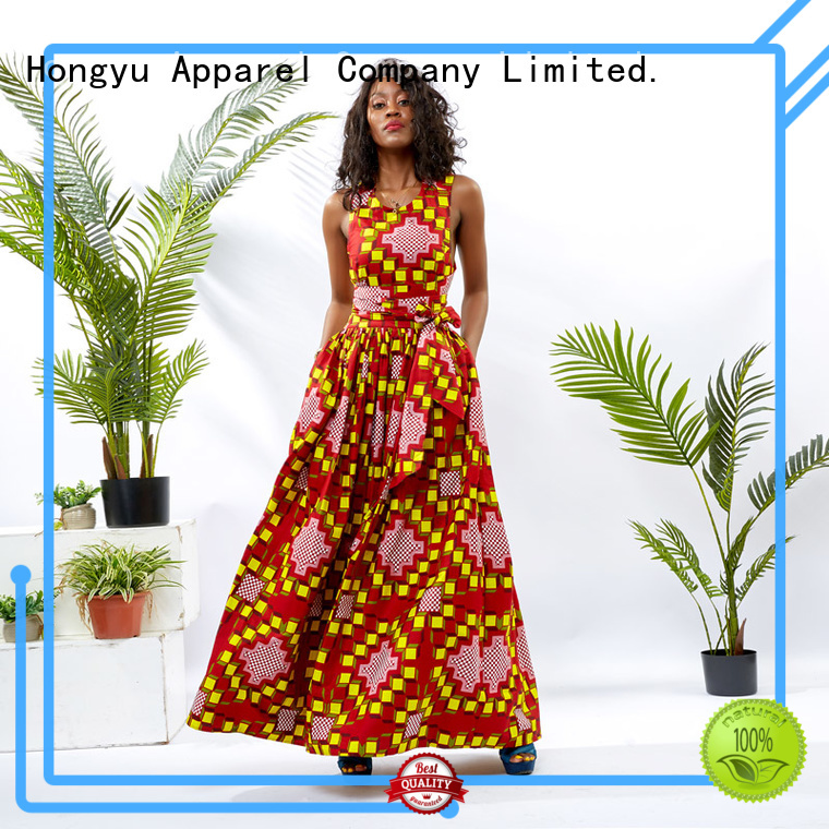 HongYu Apparel womens bodycon dress women africa