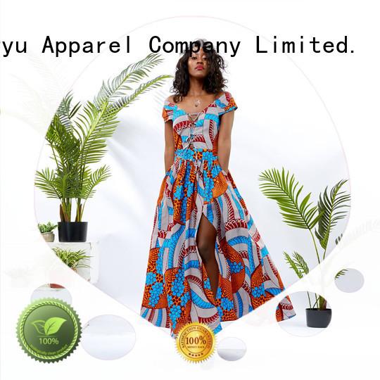DH049 Women Off Shoulder Dress