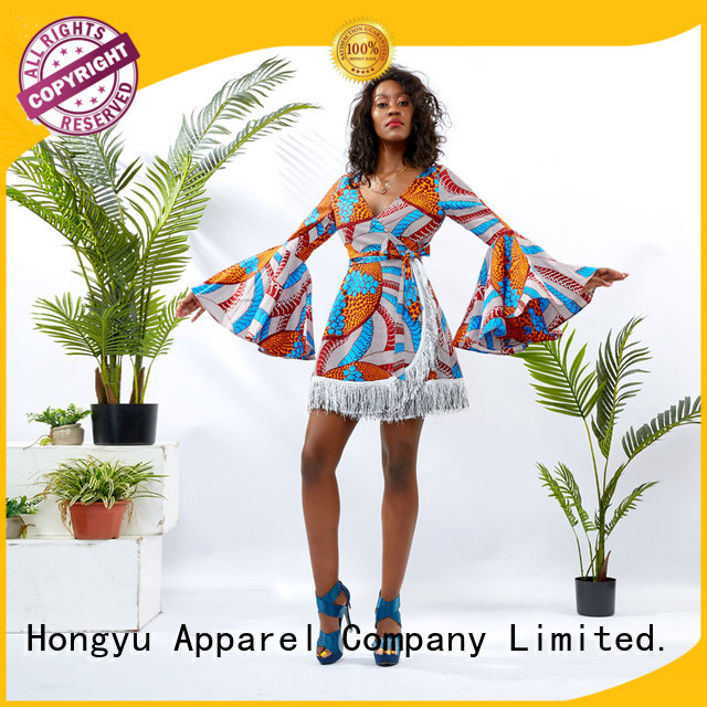 HongYu Apparel maxi trendy clothes for women women mall