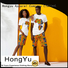 HongYu Apparel couple hoodies outfits men