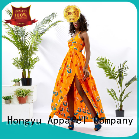 HongYu Apparel maxi womens bodycon dress women africa