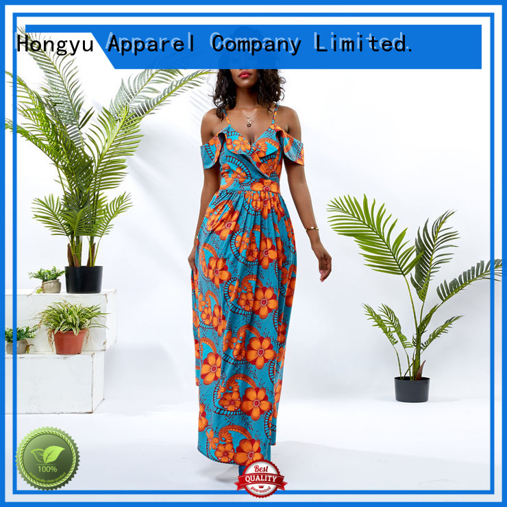 HongYu Apparel african dresses for ladies off mall