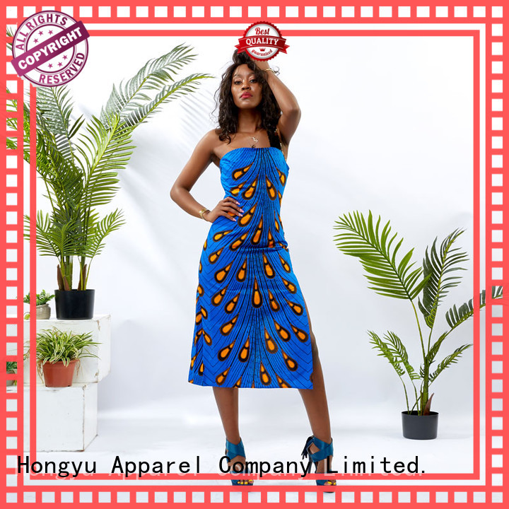HongYu Apparel one piece dress for women off mall