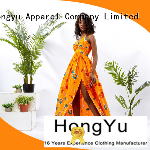 HongYu Apparel maxi formal bodycon dresses off mall
