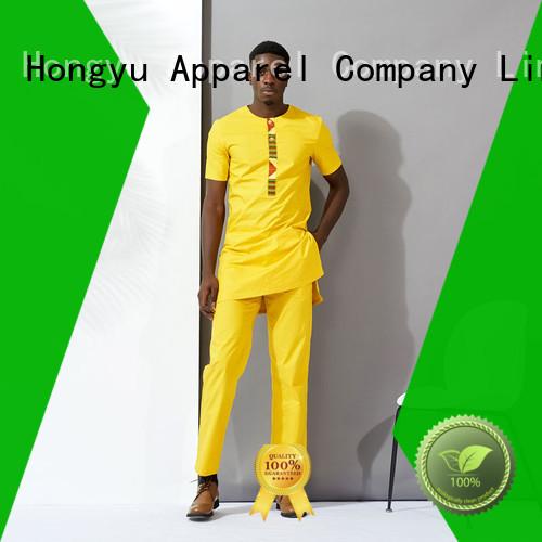 HongYu Apparel african clothing for men bottoms work