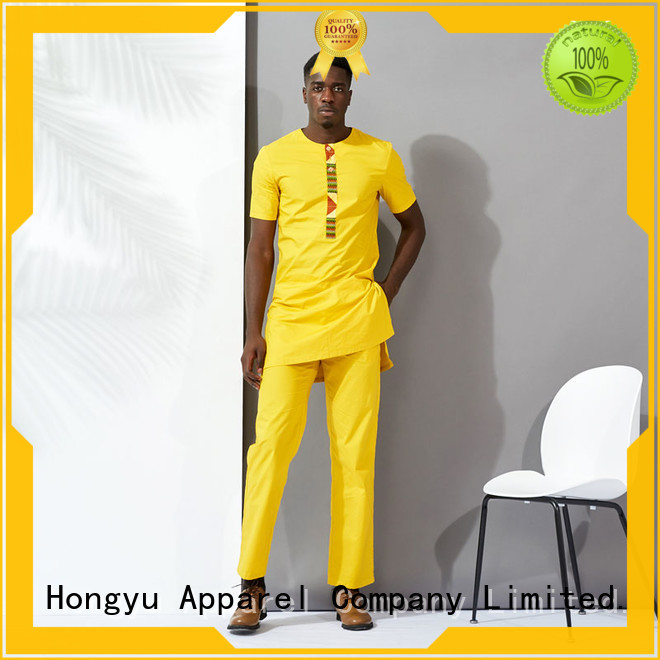 HongYu Apparel custom mens t shirt clothes work