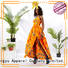 HongYu Apparel short african dresses shoulder mall