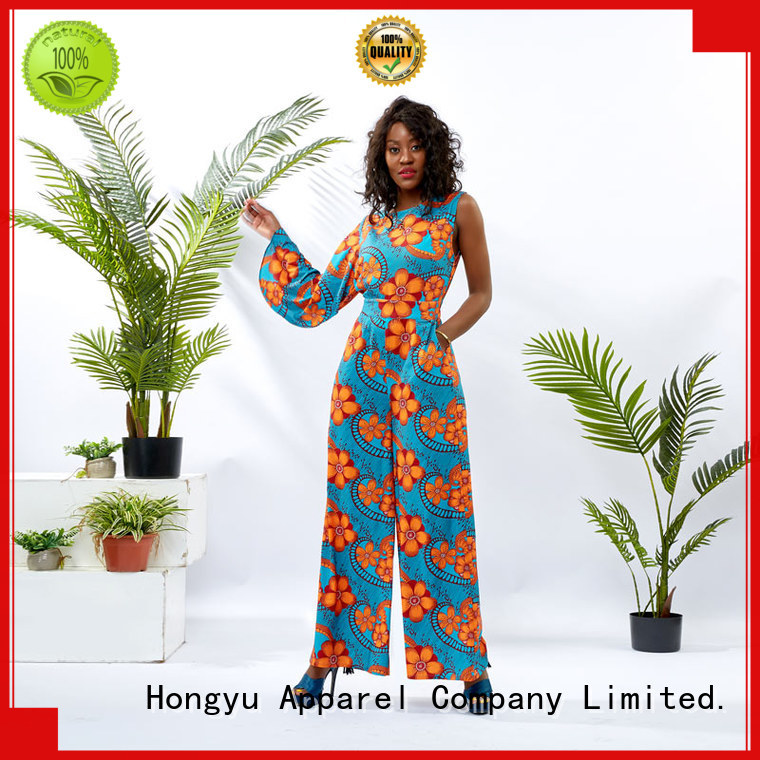 HongYu Apparel holiday jumpsuits romper travel