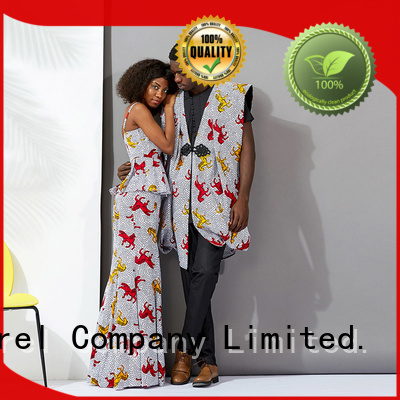 customized matching couple costumes wear men