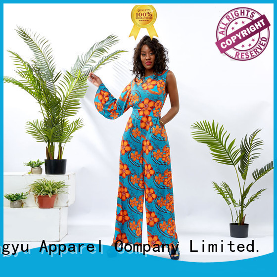 HongYu Apparel print dressy jumpsuits for women romper women