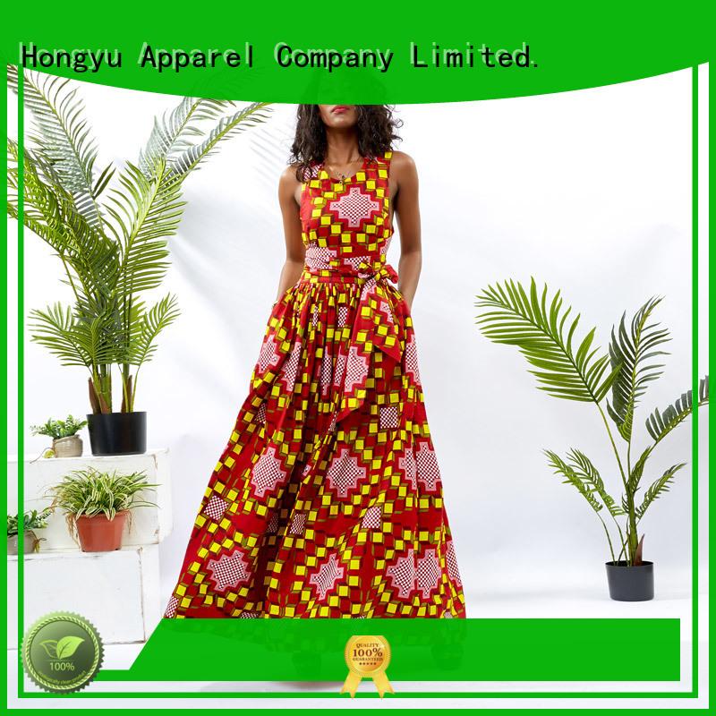 HongYu Apparel slip long maxi dresses off reception