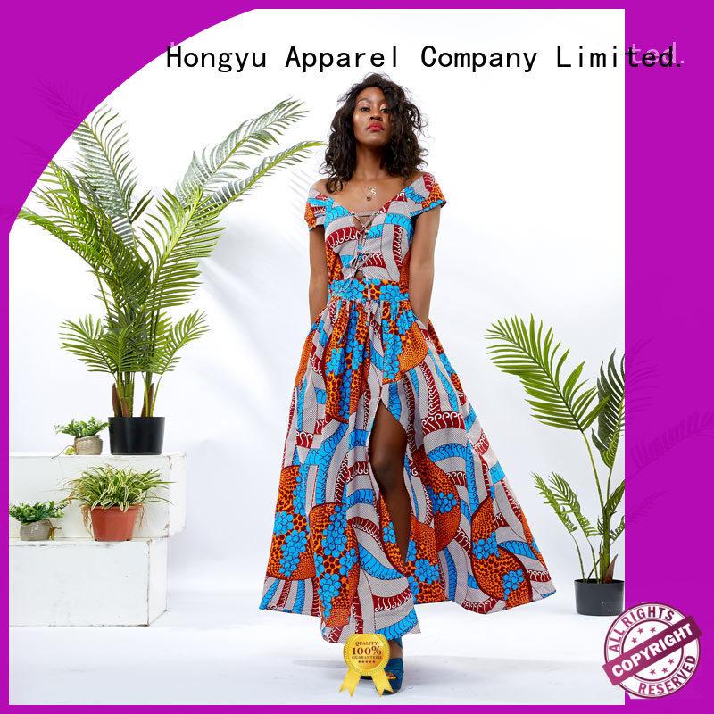sequin african fashion dresses shoulder africa