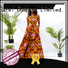 women's african print dresses reception HongYu Apparel