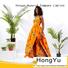 HongYu Apparel womens wrap dress floor africa