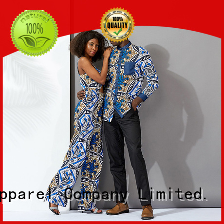 HongYu Apparel customized casual couple outfits wear ladies