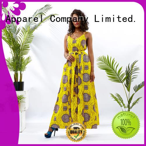 HongYu Apparel wax custom dress women mall