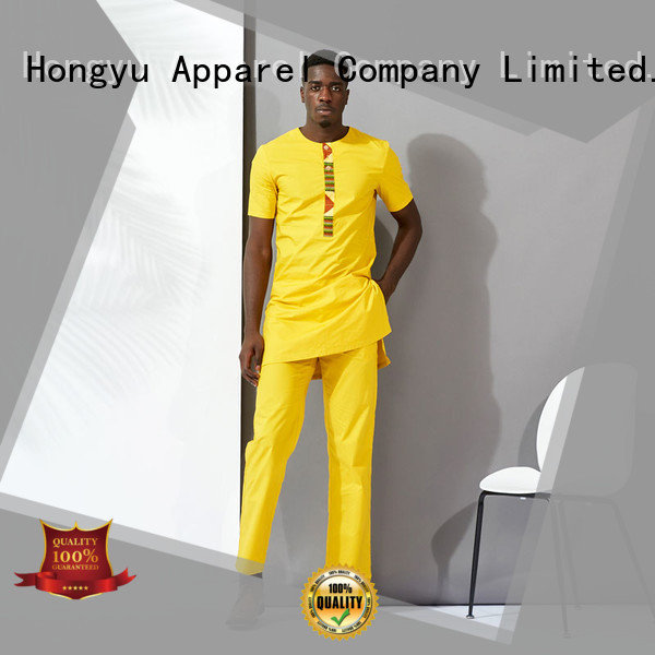 HongYu Apparel two mens lounge pants short man