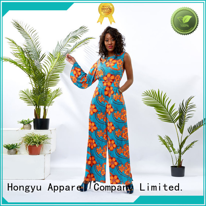 HongYu Apparel ladies jumpsuits service women