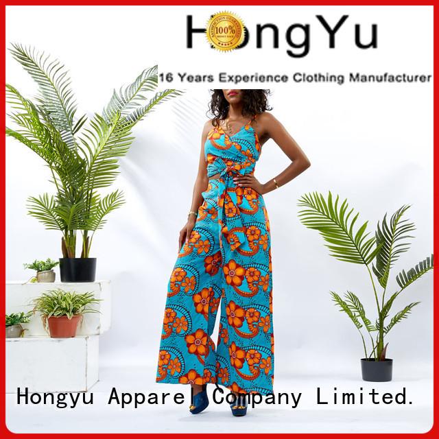 HongYu Apparel two piece dresses skirt travel