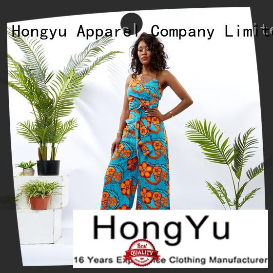 HongYu Apparel women two piece girls women