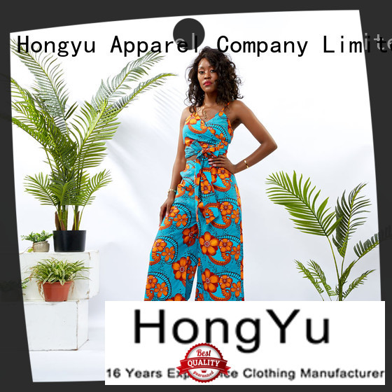 HongYu Apparel women two piece girls women